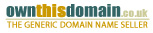 Own This Domain - generic domain names - domain trading